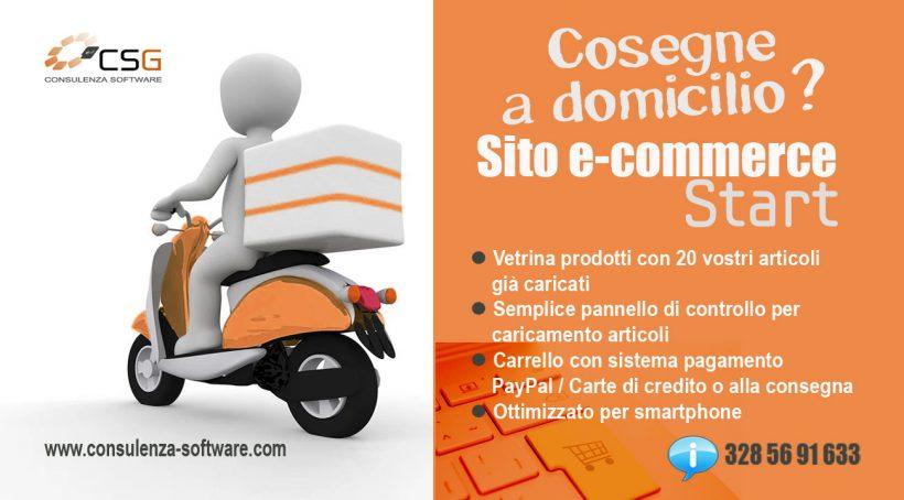 Offerta E-commerce Start